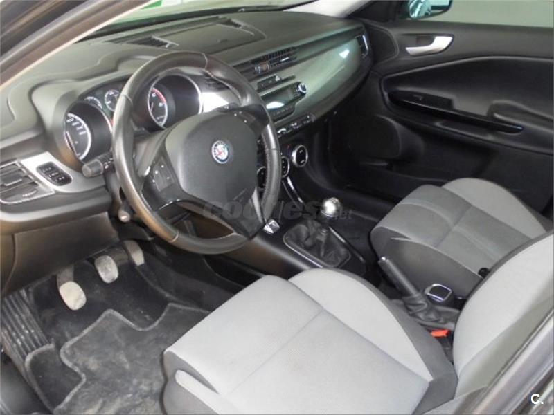 ALFA ROMEO Giulietta 1.6 JTDm2 105cv Distinctive