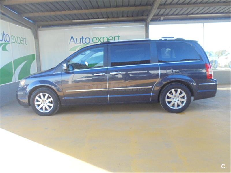 CHRYSLER Grand Voyager Limited 2.8 CRD Auto