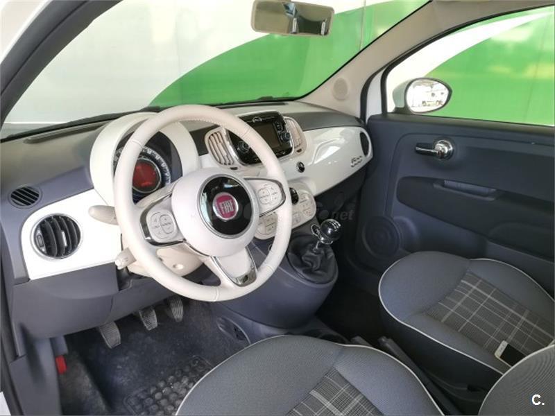 FIAT 500 1.2 8v 51kW 69CV Lounge