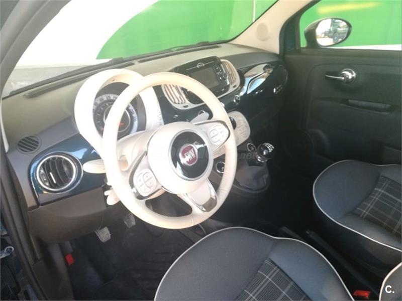 FIAT 500 Lounge 1.2 8v 51KW 69 CV