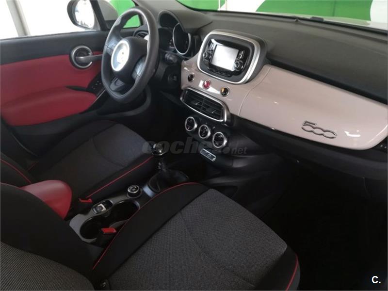 FIAT 500X Pop Star 1.6 ETorq 110cv 4×2