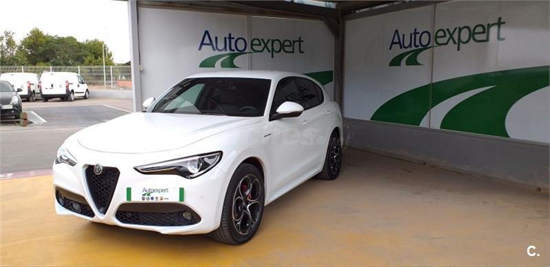 ALFA ROMEO Stelvio 2.2 Diesel 154kW 210CV Veloce Q4